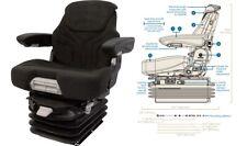 Air Suspension Seat Case For Tractorbackhoecrawlerexcavatorwheel Loader