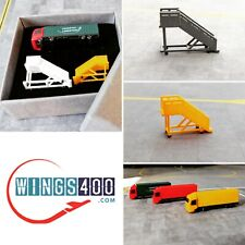 1:400 AIRPORT ACCESSORIES/GSE TRIAL PACK (X3) BY WINGS400.