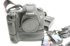 Canon EOS 5D Mark III 22.3 MP SLR-Digitalkamera und BG-E11,  Auslösungen 137757