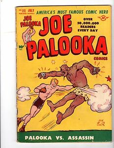 Joe Palooka #22 - Fine Condition