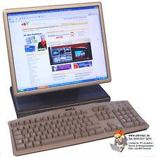 ThinClient compatta con monitor di alta qualità solo 60 watt di consumo e con XPE
