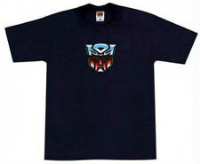 TRANSFORMERS AUTOBOTS T-SHIRT DOUBLE EXTRA LARGE NEW NAVY BLUE