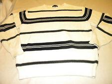 Nautica Mens Long Sleeve Sweater Size L