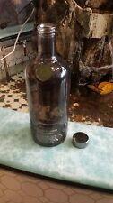 Absolut Vodka Craft Smoky Tea Empty
