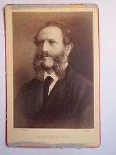Anastasius Grün / Anton Alexander Graf von Auersperg - Altes Bildnis / KAB