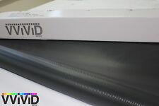 Vvivid 5ft x7ft Black Carbon Fiber Vinyl Automotive Wrapping Film
