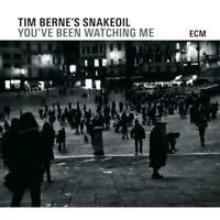 Berne Tim - You' Ve Been Watching Me Neuf CD