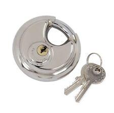 70mm Disc Padlock - Discus Lock - Shed Gate Garage,bike chain