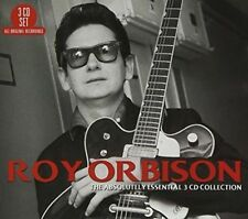 The Absolutely Essential 3cd Collection Roy Orbison 0805520130646