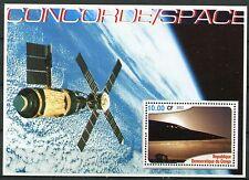 BANDE TIMBRE **    CONCORDE  ESPACE 2002 CONGO