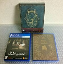 USED PS4 VR Only Deracine Collector's Edition JAPAN Sony PlayStation 4 import