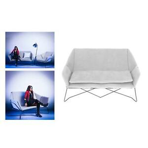 """1:6 Scale Doll House Sofa Decoration Accs for 12"""" Action Figures Gifts"""