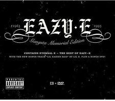 Eazy-E - Gangsta Memorial [New CD] Explicit, With DVD