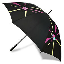 London 2012 Black Shard Golf Umbrella (Wind Resistant)