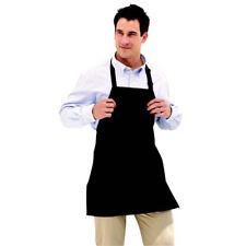 Jrc Ritz Foodservice 3Pbianvfp Rtiz Short Bib Apron, Navy