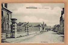 Cpa Fère Champenoise Corroy - route de Gourganson tp0529