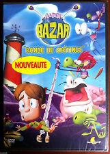 "(C1)DVD - ALIEN BAZAR - ""Bande de Crétinus"" - 8 Episodes -  NEUF"