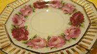 SCHUMANN ARZBERG GERMANY CANDY DISH e.s.t.1886 MELROSE with GOLD TRIM