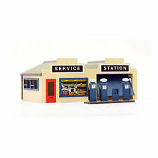 DAPOL Kitmaster Petrol Station Model Kit OO/HO Gauge C032