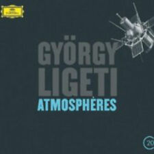 Various Artists - Ligeti: Atmosphères; Volumina; Lux Aeterna; Lontano NEW CD