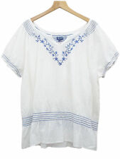 Cotton Semi Fitted Casual Tops & Shirts for Women