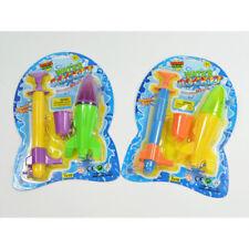 Wasser Rakete Spielzeugrakete Spiel Raketenspiel Wasserpistole Badespaß Geschenk