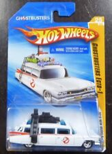 HOTWHEELS - Movie TV Diecast Car - GHOSTBUSTERS ECTO-1 - 2010 New Models