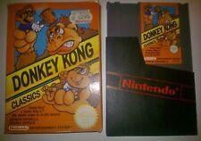 Donkey Kong Classics Nintendo Nes PAL Esp (Leer descripción)