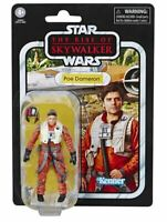 "Star Wars The Vintage Collection 3.75"" Poe Dameron X-Wing Pilot Rise Skywalker"