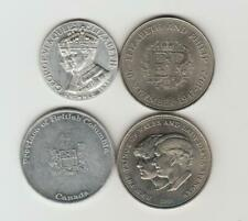 4 Royalty Tokens/Medallions