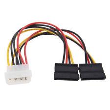 2 ports SATA Cable repartiteur de puissance (2 x 12 broches) R3C1