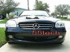 Mercedes R170 SLK 230 320 Grille Grill 97~04 BK 3 FINS AMG Look