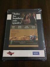 TODOS LOS HOMBRES SOIS IGUALES 1 DVD - 100MIN - COLECCION 7 GOYAS ABC NEW SEALED