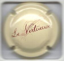 Capsule de champagne Vertueux ( Le) N° 1 REF LAMBERT PAGE 314
