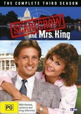 SCARECROW AND THE KING - SEASON 3 -  DVD - UK Compatible - New sealed