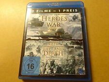 BLU-RAY / HEROES OF WAR: ASSEMBLY | CITY OF LIFE AND DEATH: DAS NANJING