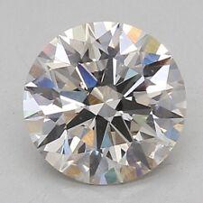 Laboratorio Crecido Suelto Diamantes 0.75CT Ij / Claridad si Calidad Superior