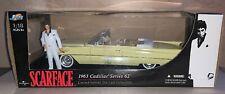 Jada Toys Scarface Limited Edition Die Cast 1963 Cadillac Series 62 1:18