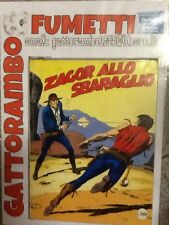 Zagor Zenith N.358 Imbustato - Bonelli  Buono