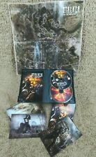STALKER/ S.T.A.L.K.E.R. Call of Pripyat SPECIAL EDITION (PC: DVD-ROM) COMPLETE