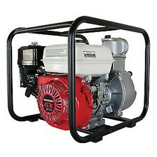 "4"" General Purpose Water Pump - Honda GX240 Engine - 8HP - 528 GPM - Suction 26'"