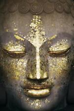 Buddha Face Poster - Thai Buddha Gesicht - 61 x 91,5 cm - NEU