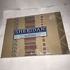 Vintage Sheridan Single Bed Fitted Sheet Brand New