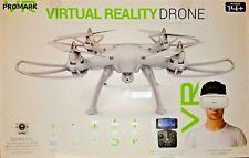 NEW SEALED Promark Virtual Reality Drone P70 VR Auto Take-off VR Goggles Remote