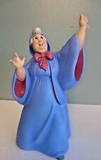 Fabulous 1996 Classics WALT DISNEY Collection FAIRY GODMOTHER Figurine in Box