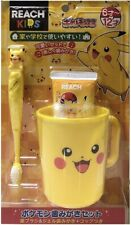 Pokemon Tooth Brush,Tooth Paste And Cup Set For Kids