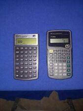 New ListingHp 10bIi Financial Calculator & Ti-30Xa Calculator
