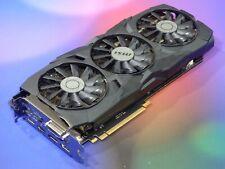NVIDIA MSI GeForce GTX 1080 DUKE OC 8GB 8G 256-bit GDDR5X PCI-E Video Card