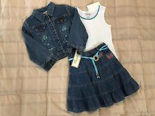Speechless Girls NWT 3 pc Western Style Jacket, Skirt & Tank size 5 girl