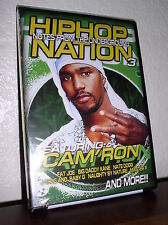 Notes from the Underground: Hip Hop Nation Vol. 3 (DVD, 2006,NEW)